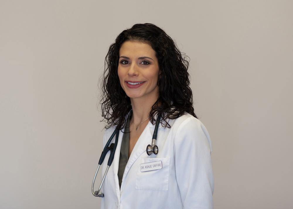 Dr. Ashlie Saffire